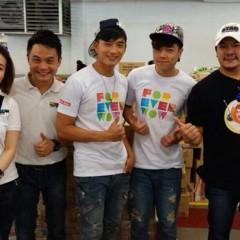 Tesco – Astro Kasih食品筹集赈灾活动