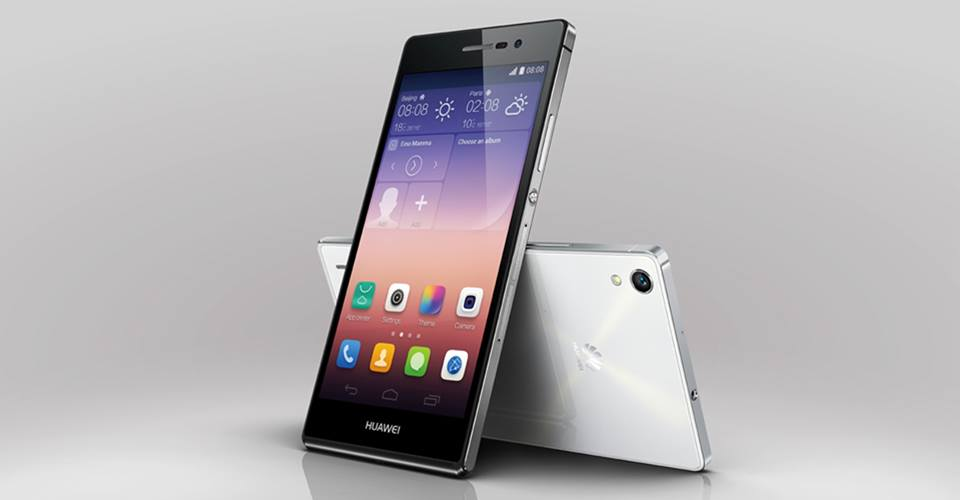 Huawei Ascend P7 Launched In Malaysia