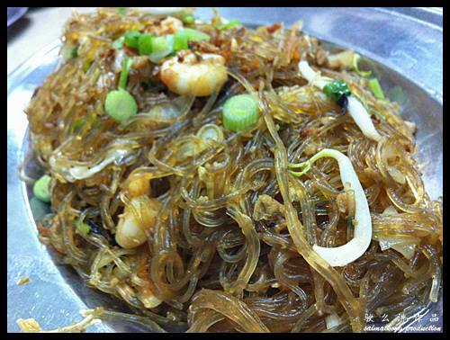 Pu Yuan Restaurant (炒薯粉小食馆) @ Old Klang Road : Fried Glass Vermicelli Noodles