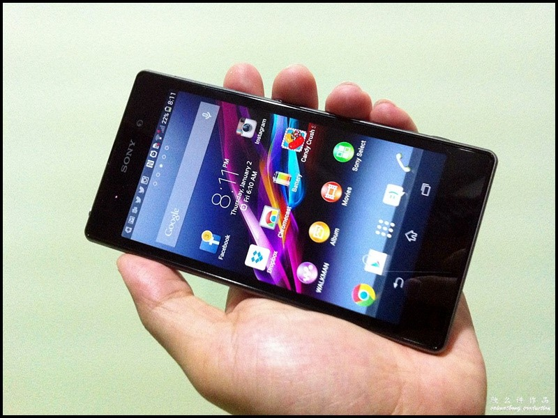Review : Sony Xperia Z1