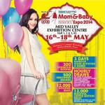 Mom & Baby Expo 2014 @ Mid Valley Exhibition Centre (MVEC)