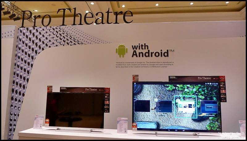 The Pro Theatre L5400 series also runs on Android 4.4 KitKat and has a new dual core CEVO Engine Premium with dual core GPU.