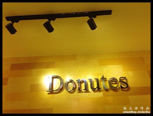 Donutes Coffee & Cake Baking has landed in Malaysia @ Bandar Puchong Jaya