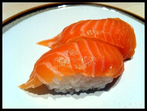 Salmon Sushi @ Sushi Tei