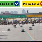 LDP Contra Flow for Putrajaya / Shah Alam Bound Traffic to Kelana Jaya