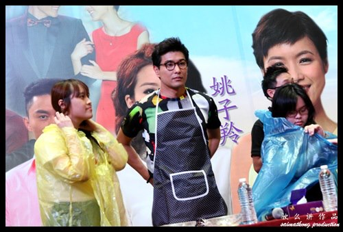 Egg Foam Contest : Outbound Love to be filmed in Malaysia 《单恋双城