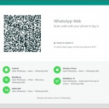 WhatsApp Web is here but not for iOS!