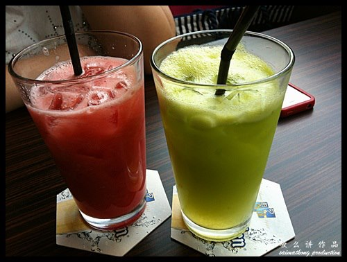 Juice : Three Little Pigs & the Big Bad Wolf @ Bangsar Village 1