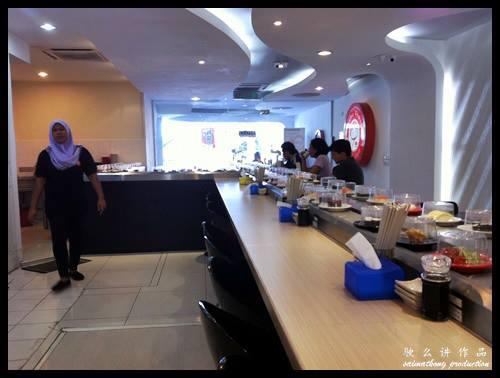 Sushi Flash @ SS15, Subang Jaya