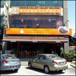 Uncle Xian Noodles House (阿贤猪肉丸拉面馆) @ Bandar Puteri, Puchong