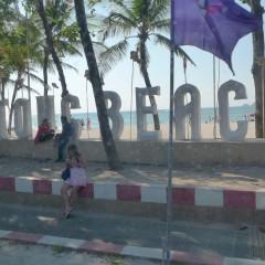 Patong Beach & Jungceylon Shopping Mall @ Phuket