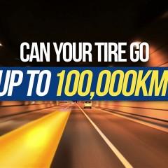 Goodyear Assurance DuraPlus Tyre – 100,000KM