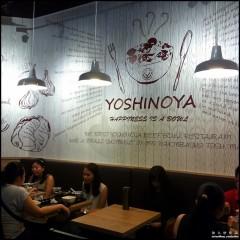 Yoshinoya @ Mid Valley, KL