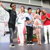 TVB Stars in Malaysia to promote Wellness On The Go 3  @ Paradigm Mall, PJ