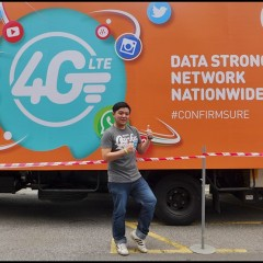 U Mobile DataStrong Test Run Campaign