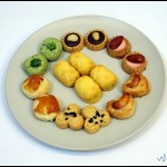 Chinese New Year Cookies from Yong Sheng (荣成礼坊)