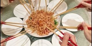"""Happy Birthday to """"YOU""""! Let's celebrate…with 'Lou Sang' (撈生)"""