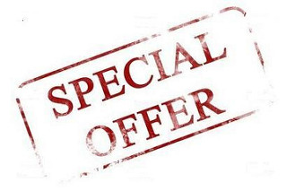 Special tinting offer and promotion