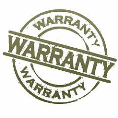 Tinting Warranty