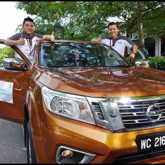 My Dynamic Xperience with PETRONAS Dynamic Diesel