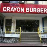 Crayon Burger @ SS15, Subang Jaya