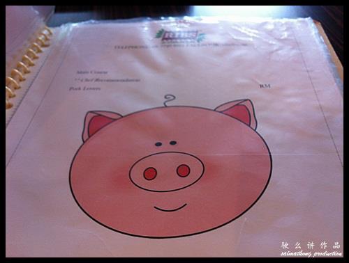 Little Pig - Ribs @ Oasis, Bandar Utama