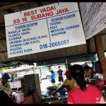 Best Vadai @ SS15, Subang Jaya