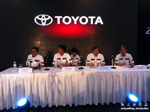 THE ALL-NEW Toyota Camry & Toyota 86 Launched @ Sepang International Circuit