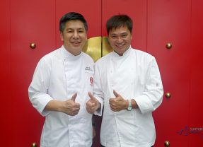 Classic Nanyang Cantonese Cuisine @ The Oriental Group's 2017 Chef Event