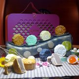 Exquisite Baked and Snow Skin Mooncakes from Eastin Hotel Kuala Lumpur