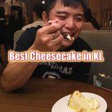 Best Cheesecake in KL @ The Tokyo Restaurant