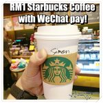 [Promotion] RM1 only for 1 Grande @ Starbucks Coffee with WeChat pay!