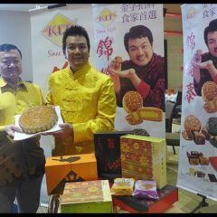 Jack Lim Appointed As Kam Lun Tai Mooncake Ambassador