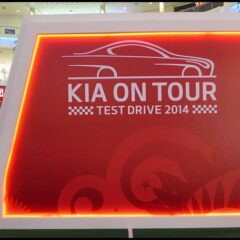 Test Drive KIA ON TOUR Roadshow 2014