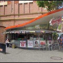 Harry's Cafe de Wheels @ Hay Street, Sydney