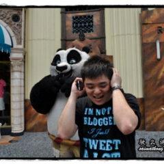 Malaysia Panda #MyPanda : Panda Fu Wa 熊貓福娃 and Panda Feng Yi 熊貓凤仪, a big welcome to Malaysia!