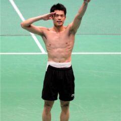 """Asian Game Badminton Final – Datuk Lee Chong Wei lost to Lin Dan """"Super Dan 超级丹"""""""