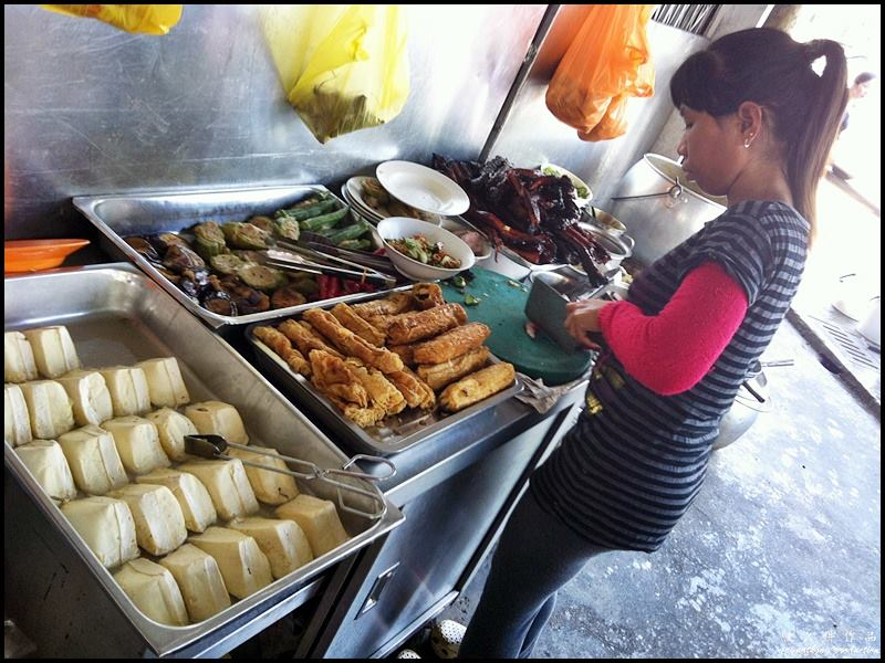 You can order these Yong Tau Foo or also known as