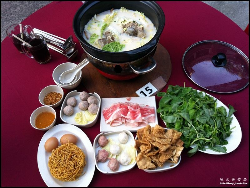 Restaurant Coco Steamboat 可可火锅 @ Bandar Puchong Jaya