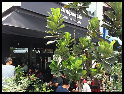 Antipodean Cafe - Bangsar (Coffee.Cafe.Culture)
